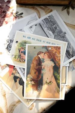 Vintage-Postcard-Wedding-Guest-Book