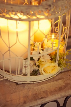 Votive-and-Birdcage-Wedding-Decor