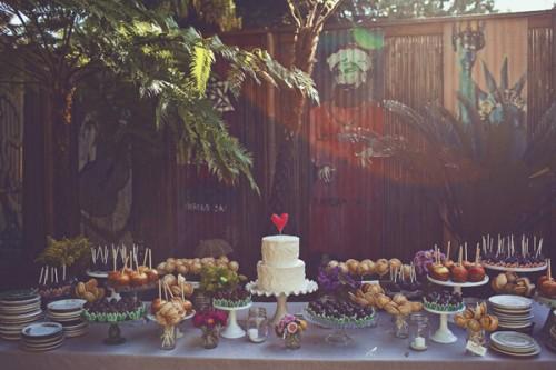 Wedding-Buffet