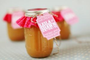 Apple-Butter-Wedding-Favors