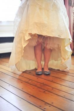Bride-in-Gray-Flats