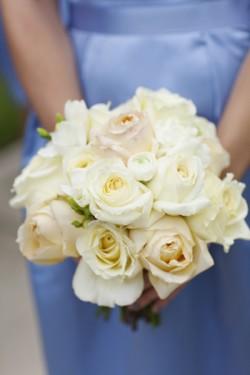 Cream-Rose-Bouquet