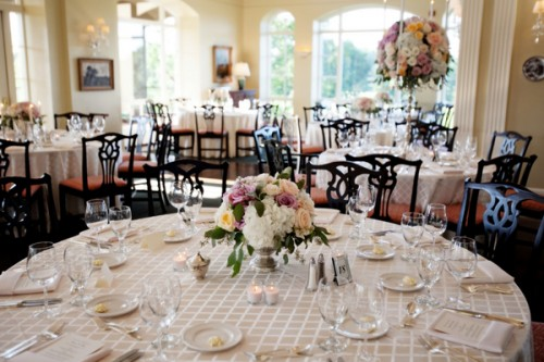 Golf Club Wedding Reception