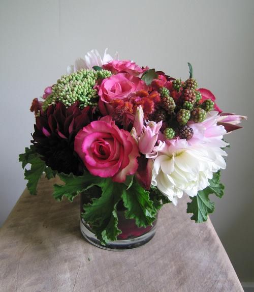 Housemartin-Blackberry-Floral