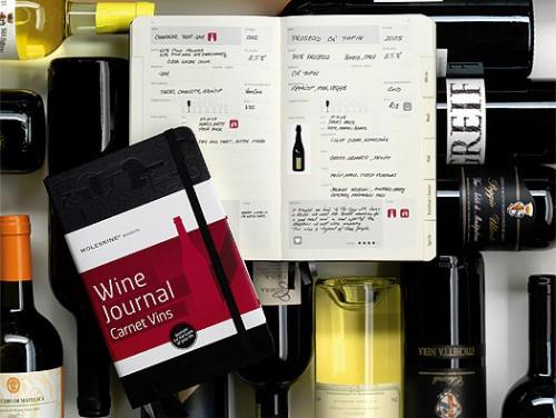 Moleskine-Wine-Journal