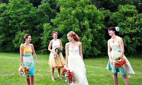 Ombre-Bridesmaids