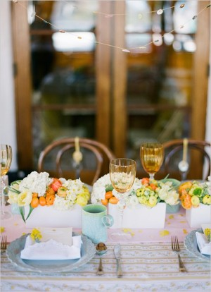 Orange-and-White-Summer-Table