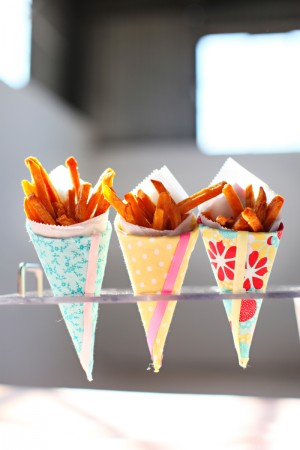 Paper-French-Fry-Cones