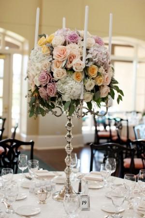 Pedestal-Rose-Centerpiece