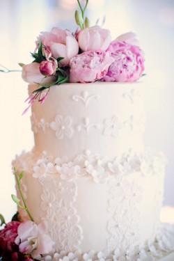 Peony-Cake-Topper