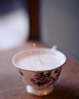 Teacup-Candle