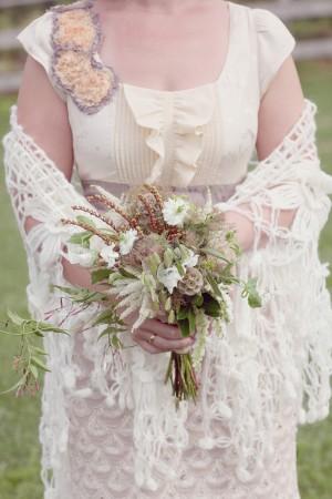 Vintage-Lace-Bridesmaid