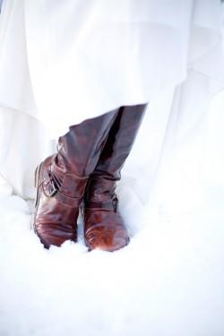 Winter-Bride-Boots