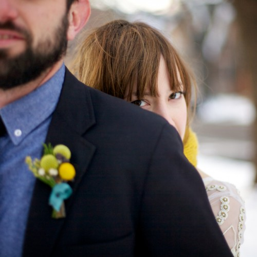 Yellow-and-Blue-Boutonniere