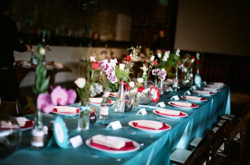 blue-and-red-wedding-reception