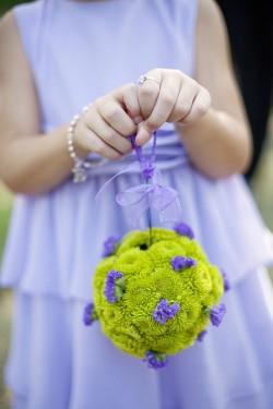 green-and-purple-pomander