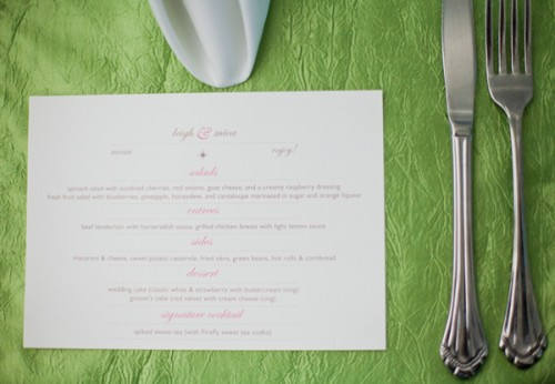pink-and-green-wedding-menu