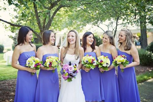 summer-purple-bridesmaid-dresses