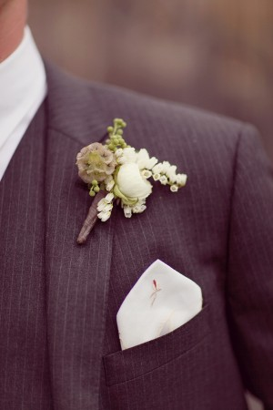 white-and-taupe-boutonnierre