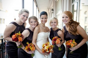 Adrianna-Papell-Bridesmaids