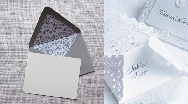 Doily-Envelopes