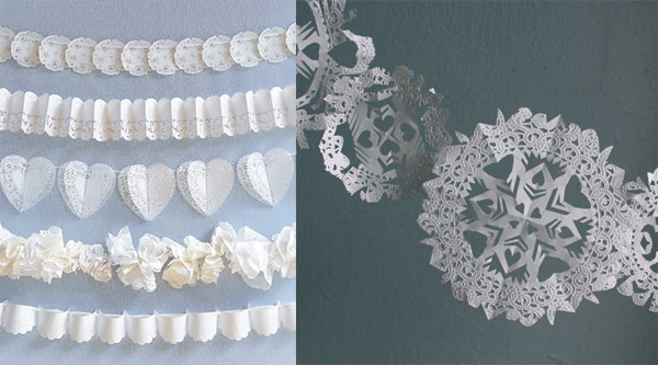 Combined-Doily-Snowflake-Garland