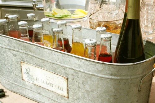 Galvanized-Drink-Bucket
