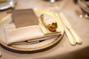 Gold-and-White-Place-Setting