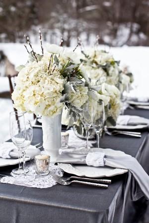 Winter Wonderland Inspiration - Elizabeth Anne Designs: The Wedding Blog