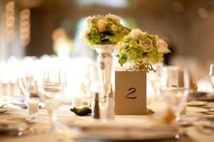 Green-White-Gold-Reception-Centerpiece