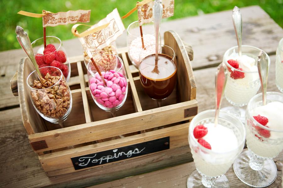 Ice Cream Sundae Toppings Elizabeth Anne Designs The Wedding Blog