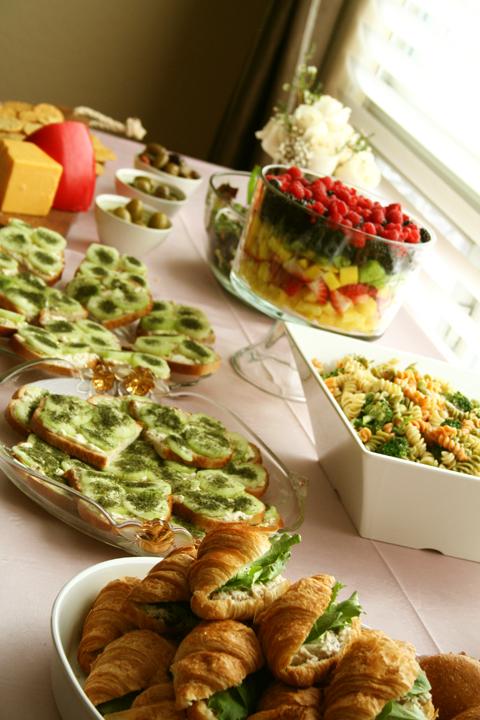 Lite-Lunch-Buffet