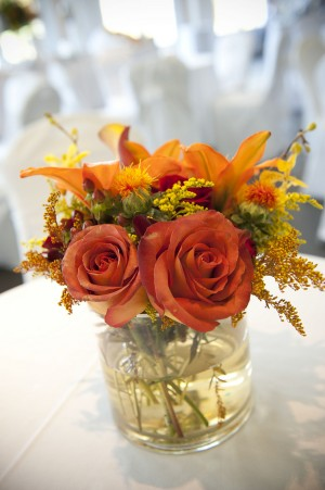 Orange-Green-Wedding-Centerpiece-2