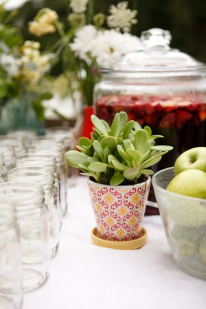 Potted-Plant-Wedding-Decor