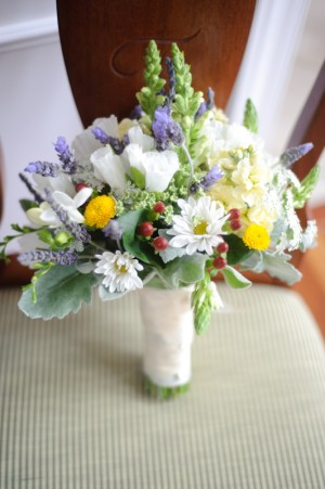 Purple-Green-Yellow-Bouquet