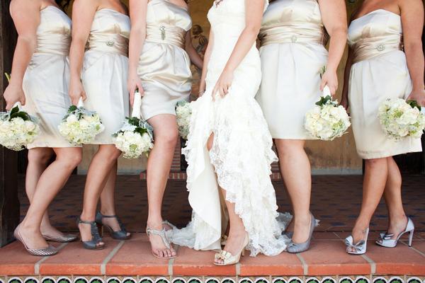 Taupe-Bridesmaids-Dresses
