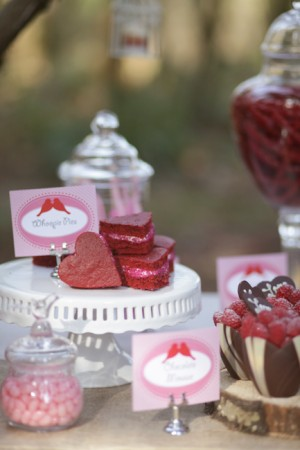 Valentine's Day Dessert Table - Elizabeth Anne Designs ...