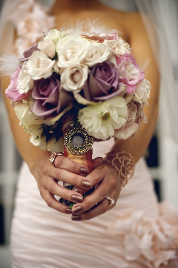 Varied-Purple-Rose-Bouquet