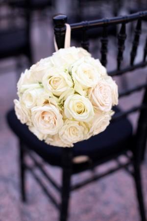 White-Rose-Pomander