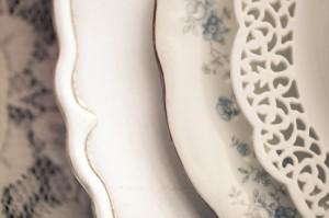 White-Vintage-China
