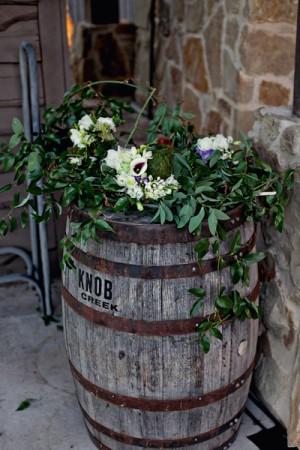 Wine-Barrel-Greenery-Decor