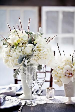 Winter-White-Milk-Glass-Centerpiece