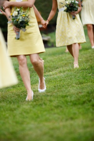 Yellow-Bridesmaids
