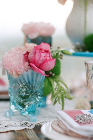 Aqua-Glass-Vase