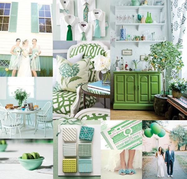 Aqua-Kelly-Green-Wedding-Inspiration-Board