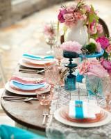 Aqua-Peach-Pink-Tabletop