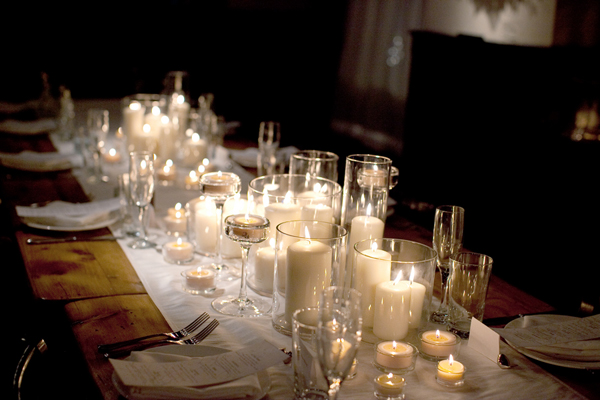 Candle-Reception-Decor