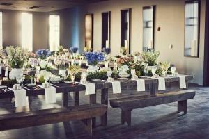 Farmhouse-Table-Wedding-Reception-Centerpiece-Ideas