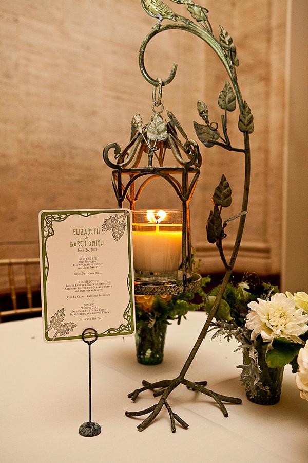 Hanging lantern centerpiece elizabeth anne designs the