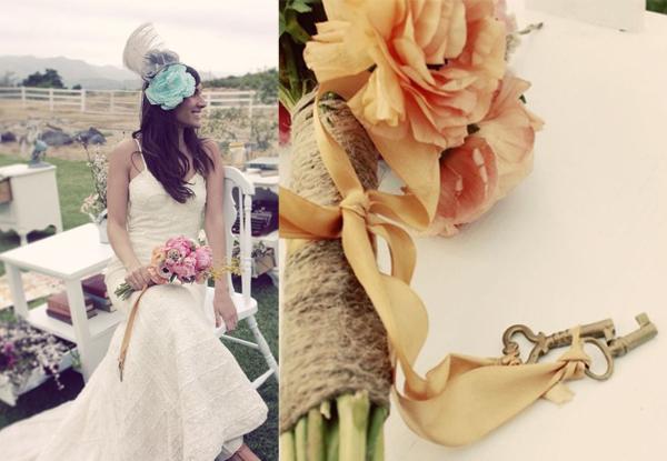 Key-Bouquet
